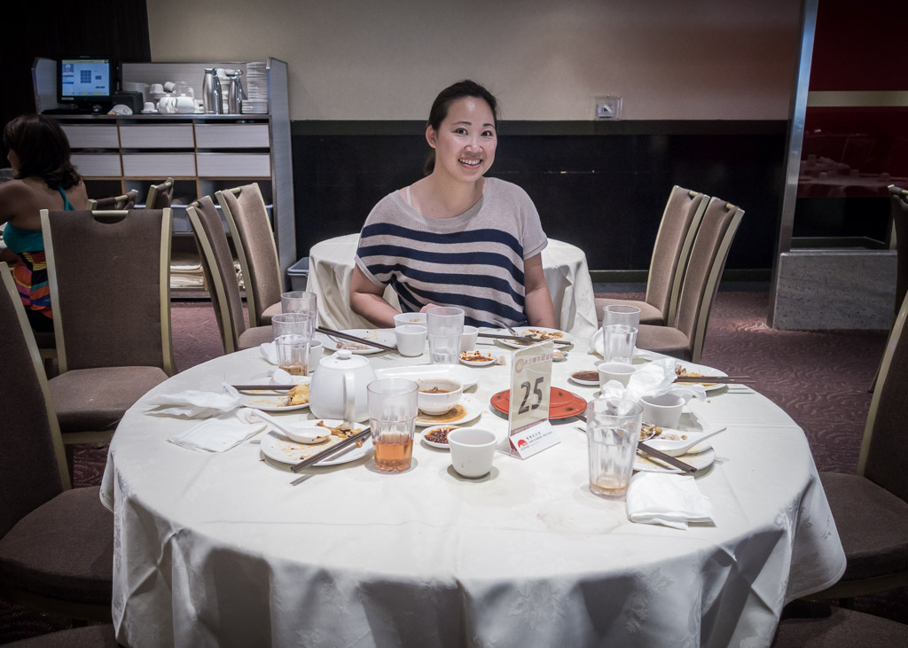Chef Sharon Wang