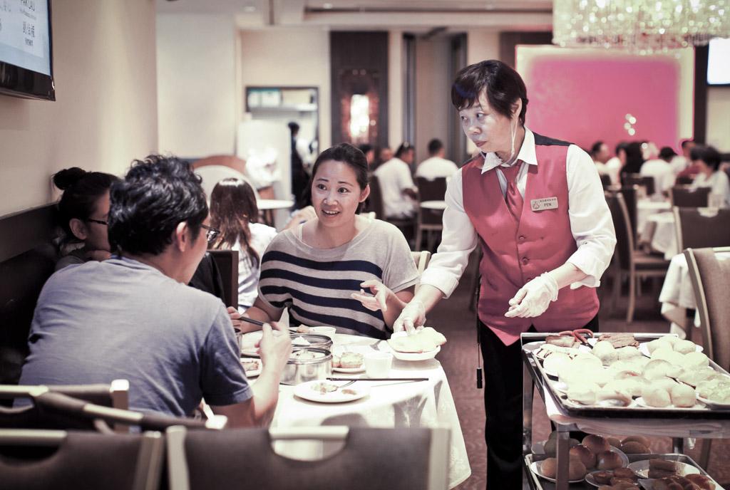 Chef Sharon Wang